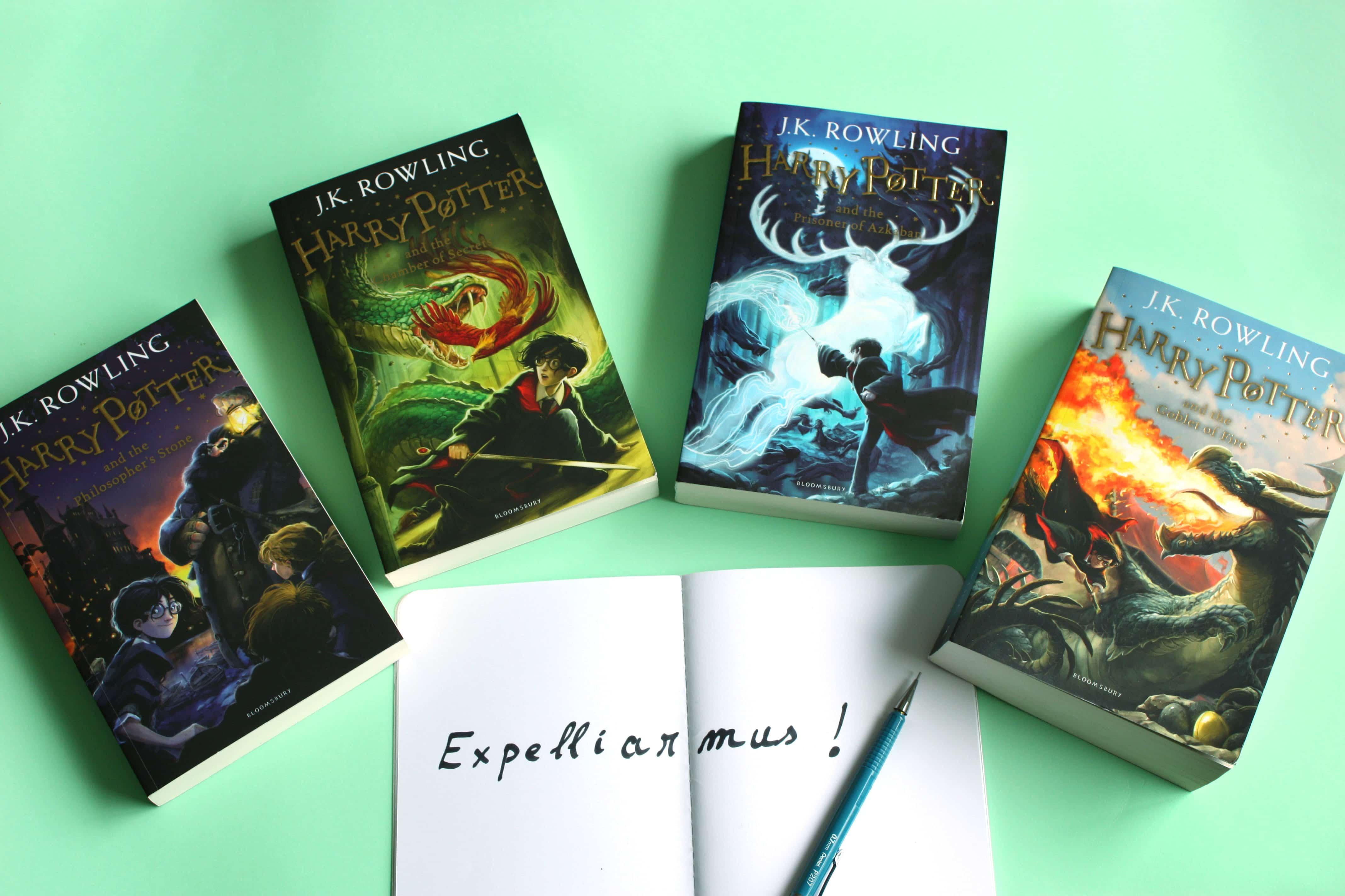 stage d'écriture Harry Potter
