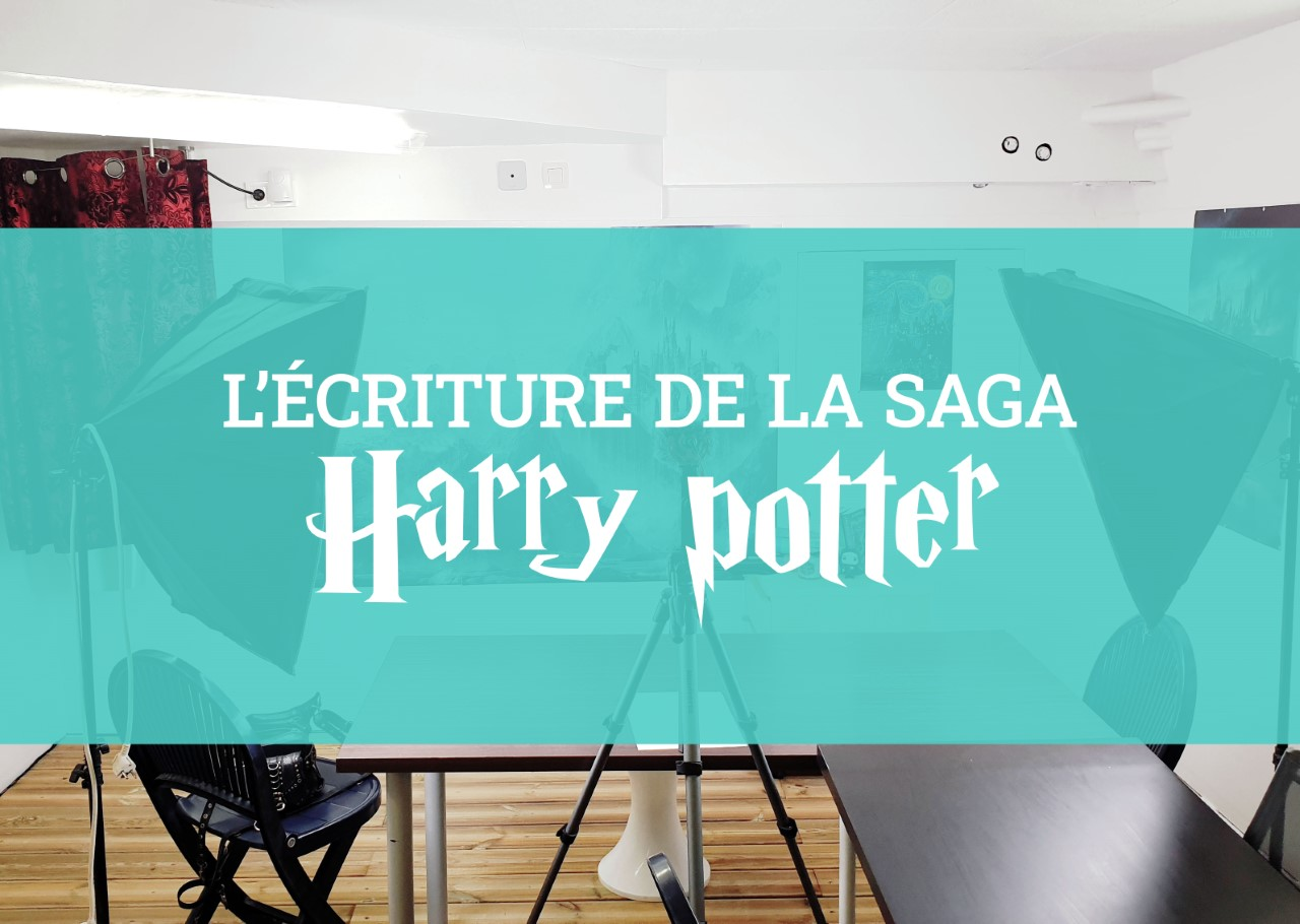 écriture du roman Harry Potter